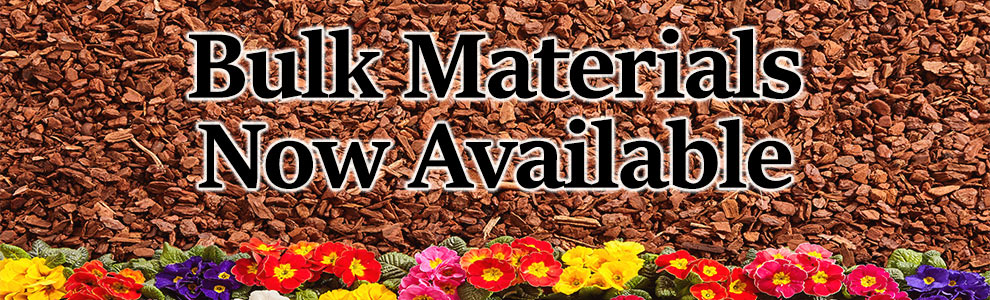 Bulk Mulch, Stone, Top Soil