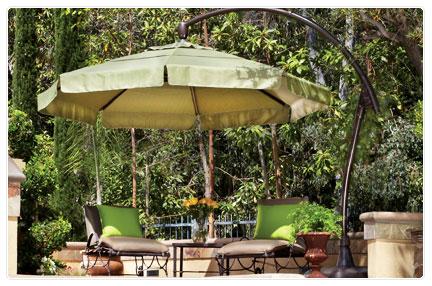 Nice Treasure Garden Patio Umbrellas