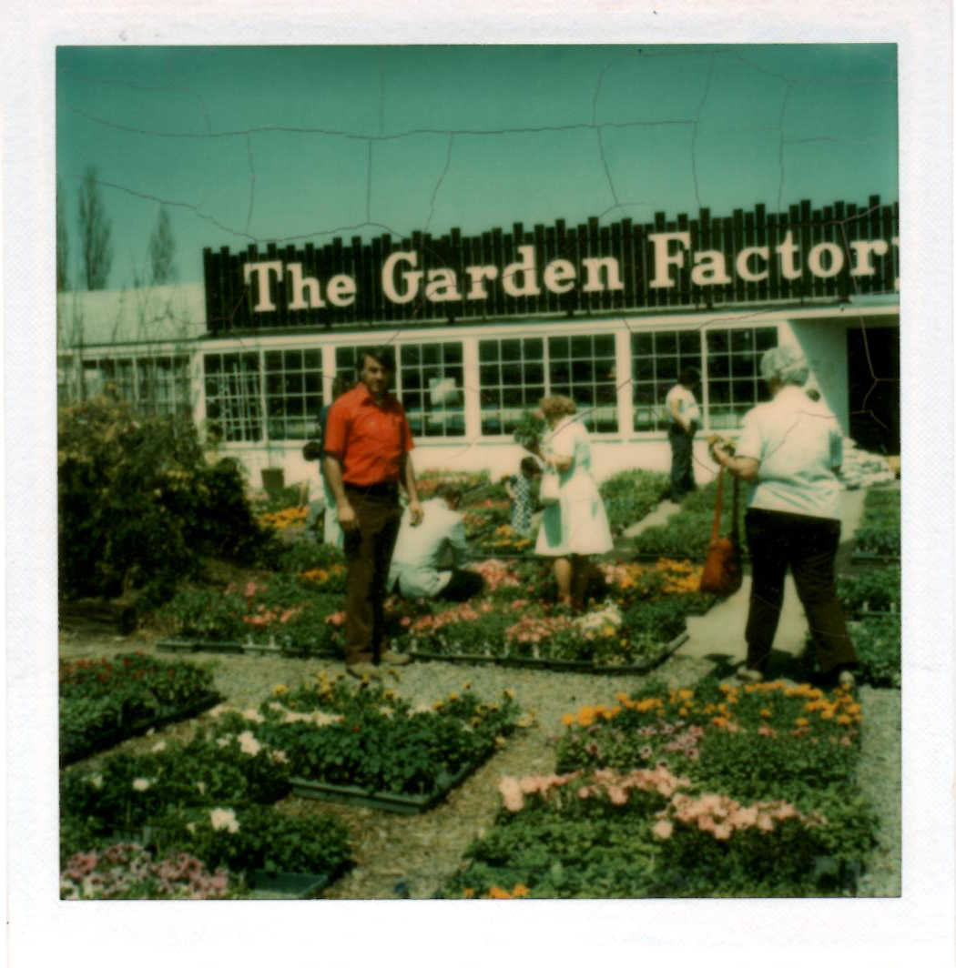 The Garden Factory Home Page